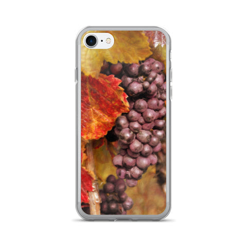 Vintage Grapes iPhone 7/7 Plus Case