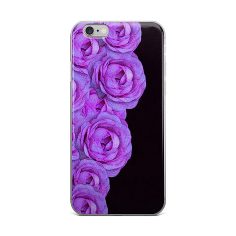 Fancy Pink Roses iPhone case - Ocdesignzz  - 1