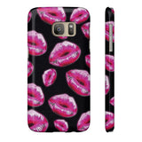 Pink Cotton Candy Kisses Phone Case - Ocdesignzz  - 13