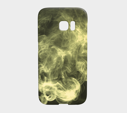 Grunge Smoke Samsung Galaxy S7 Edge Case