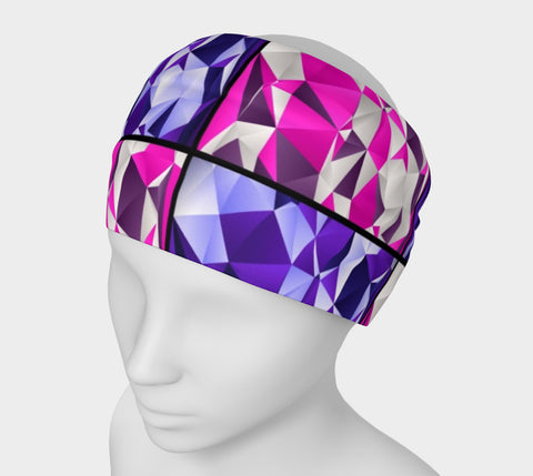 Geometric Pattern Headband