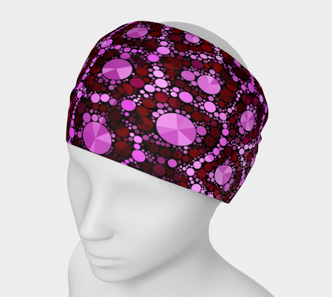 Pink Cheeth Bling Headband
