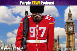 Purple For The Win Podcast: Vikings-Browns Preview feat. Jeff Lloyd + Peter Carline + Offshore Insiders