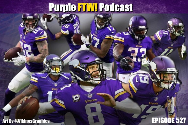 Purple FTW! Podcast #527: Vikes Over Beers: Oooooooooo Eeeeeeeeeee
