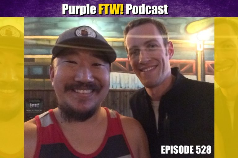 Purple FTW! Podcast #528: $84 Million Doll Hairs feat. Sam Ekstrom