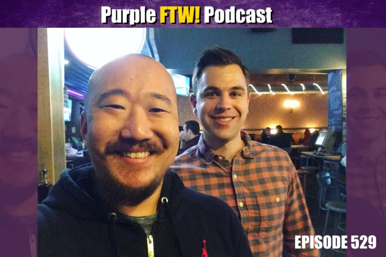 Purple FTW! Podcast #529: Behind the Vikings Free Agency Frenzy feat. Chad Graff