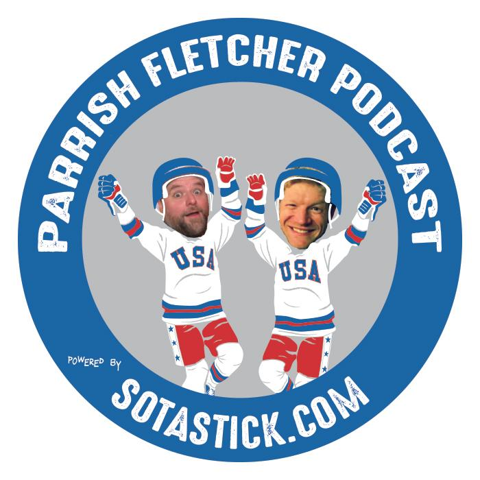 Parrish Fletcher Podcast #83: The Pastor & The Hockey's