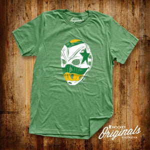 New Product Alert: The Minnesota Mask On Vintage Green