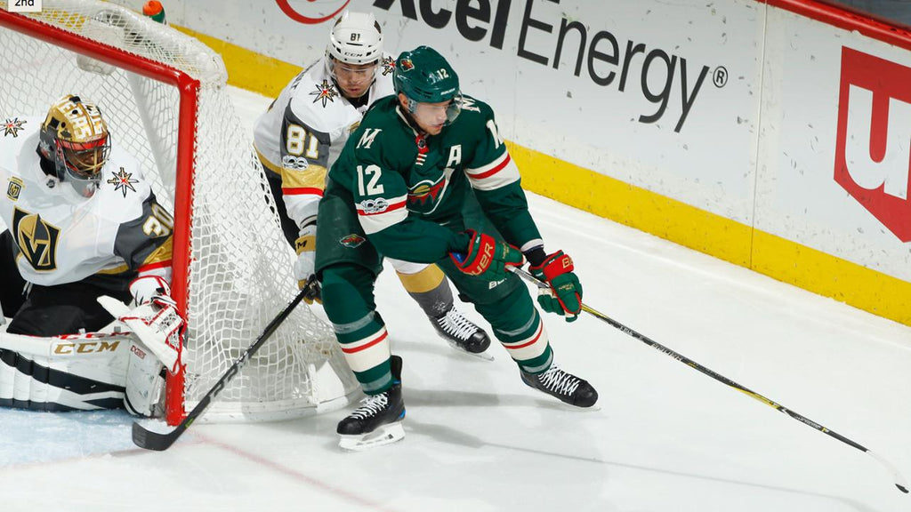 Minnesota Wild To Host Vegas Golden Knights In 2018-19 Home Opener Oct. 6