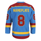 MINNEHAHA WAVES | PERSONALIZED JERSEY