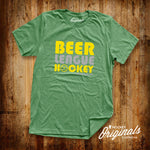 BEER LEAGUE HOCKEY | T-SHIRT