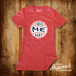 CIRCLE ME BERT | WOMEN'S FIT | T-SHIRT