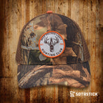MICH GOLDEN HUNTING | TRUCKER - CAMO