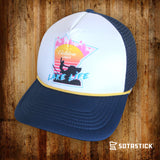 MICH GOLDEN LAKE LIFE | ROPE HAT