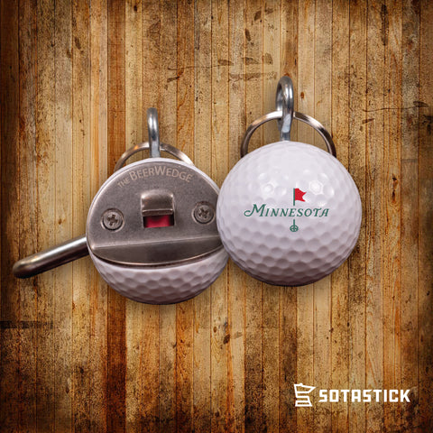 MN GOLF | GOLF BALL BOTTLE OPENER