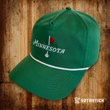 MN GOLF | ROPE HAT