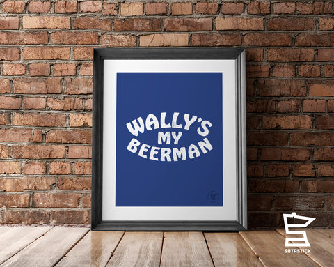 MY BEERMAN | ARTWORK