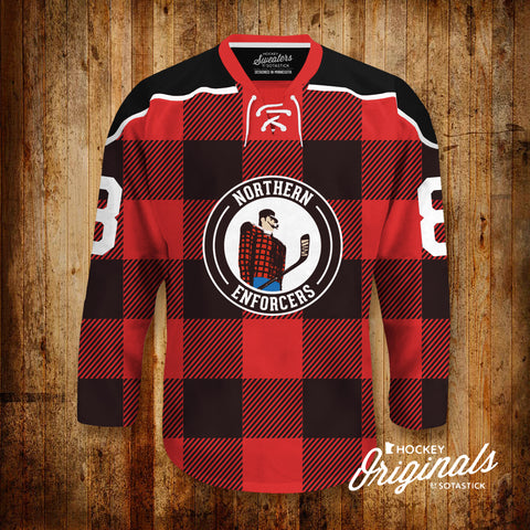 NORTHERN ENFORCERS | JERSEY - PERSONALIZE YOUR OWN