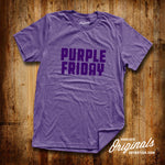 PURPLE FRIDAY | T-SHIRT