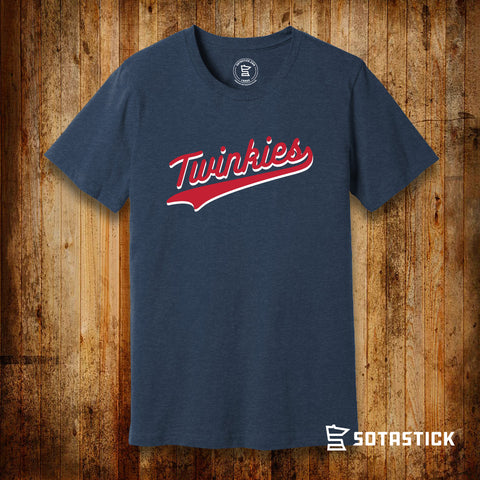 TWINKIES | T-SHIRT | NAVY