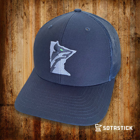 WOLF STATE | TRUCKER | MULTIPLE COLORS