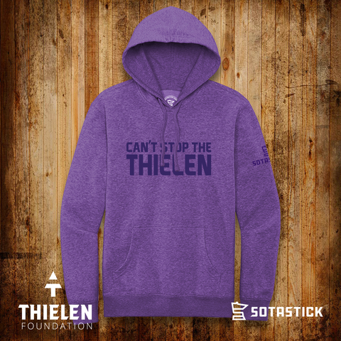 CAN'T STOP THIELEN | HOODIE