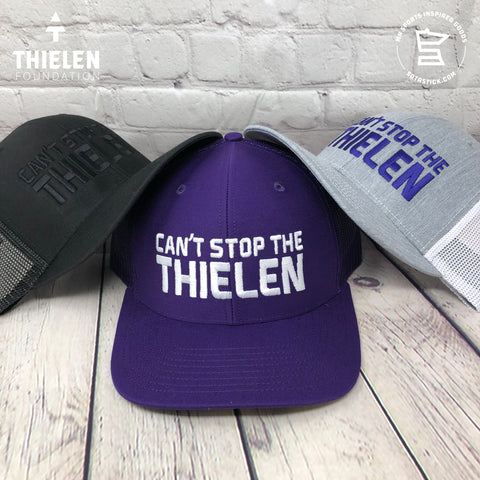 CAN'T STOP THIELEN | TRUCKER | MULTIPLE COLORS