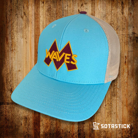 MINNEHAHA WAVES | TRUCKER