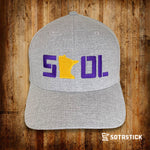 SKOL | FLEXFIT | 4 COLORS TO CHOOSE FROM