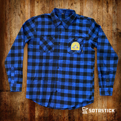 MICH GOLDEN POND | FLANNEL SHIRT