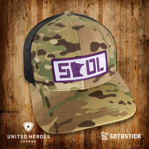 FOOTBALL STATE | TRUCKER | LTD. EDITION CAMO