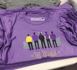 TROUGH | T-SHIRT | PURPLE