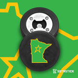 NORTH STATE | PUCK BOTTLE OPENER