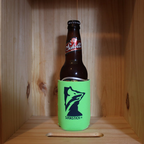 WOLF STATE | BOTTLE MITT | GREEN