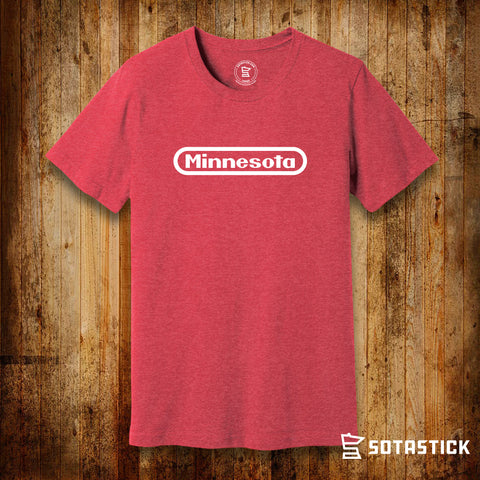 MN ENTERTAINMENT SYSTEM | T-SHIRT