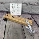 THE ORIGINAL HOCKEY STICK BOTTLE OPENER - Customize Your Own