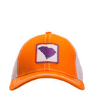 South Carolina Orange Logo Trucker Hat
