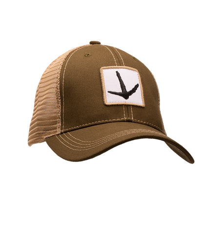 Turkey Logo Trucker Hat