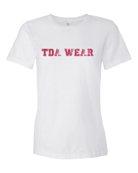 Women's short sleeve t-shirt (Available in Multiple Colors)
