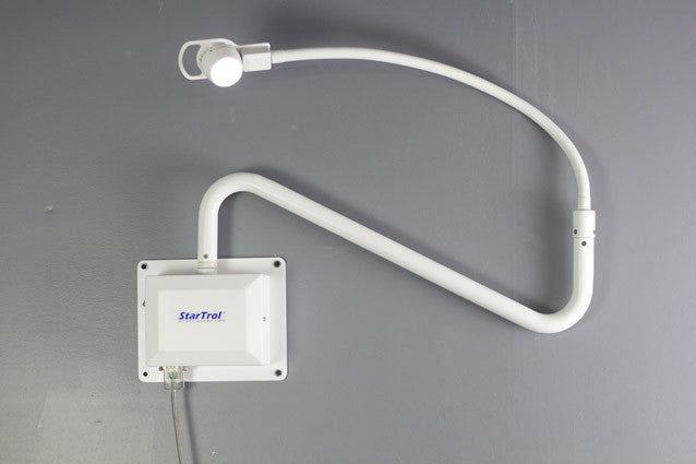 Startrol 1X3 Wall Mount LED Exam Light - Call for Price