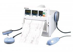 300 Dual & LED display BT 300 fetal monitor