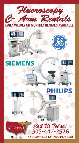 C-ARM Flouroscopy Rental