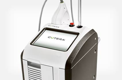 Cutera Pearl-Pearl Fractional Laser Hand Piece