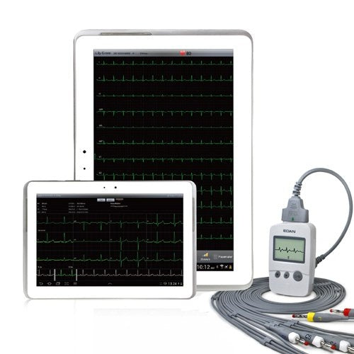 Edan PC Based ECG Machine - PADECG Mobile ECG Solution