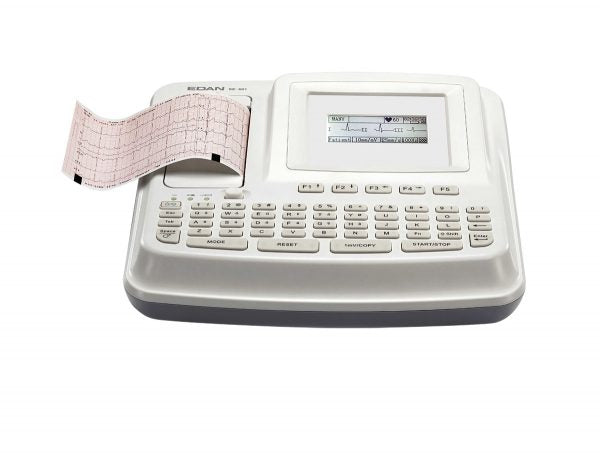 Edan SE-601A 6-Channel ECG Machine