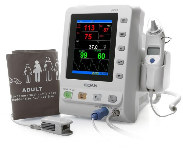 M3 Vital Signs Monitor NIBP, SpO2 & Temp