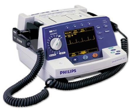 Philips Heartstart XL Defibrilator