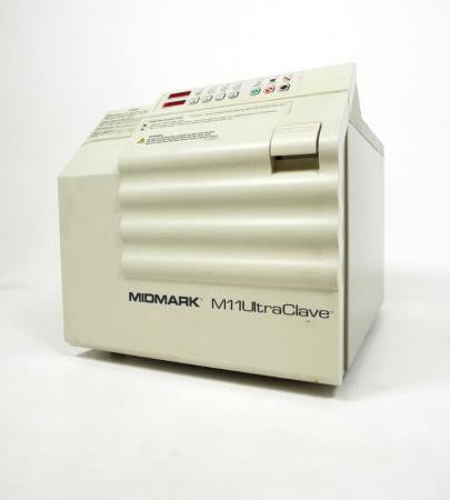 Midmark M11 Ultraclave Autoclave Sterilizer Repair Evaluation
