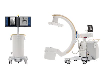 Philips Veradius Unity C-Arm Fluoroscopy