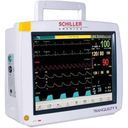 Tranquility II - 12.1 inch Touchscreen Multiparameter Patient Monitor